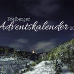 AUF lädt ein: Freiberger Adventskalender beginnt am Samstag!