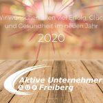 AUF ein erfolgreiches Jahr 2020!